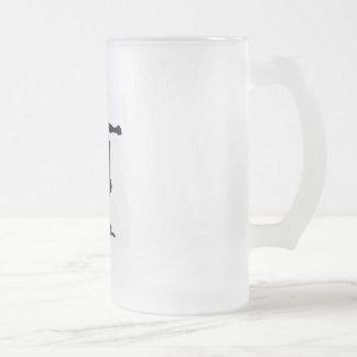 Skater Frosted Mug