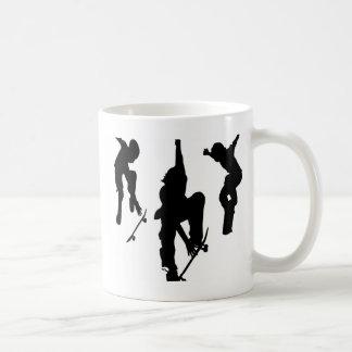 Skater Basic White Mug