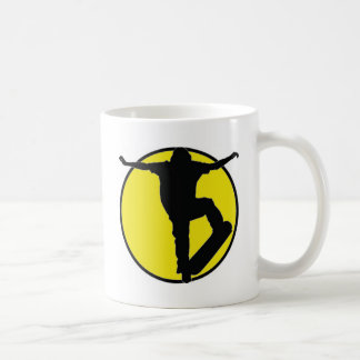 """Skater"" Coffee Mugs"