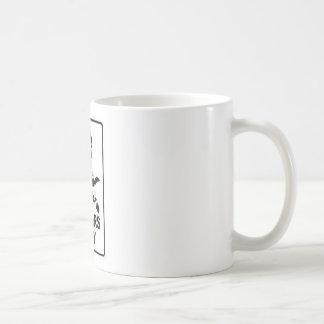 skaters_only-2453, SKATE OR DIE Basic White Mug