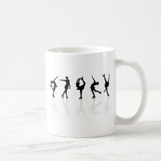 Skaters & Reflections Basic White Mug