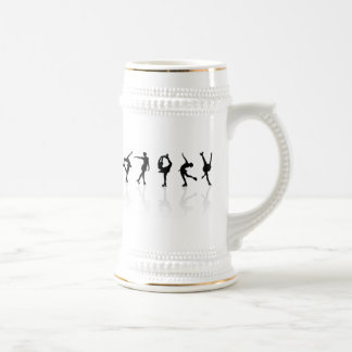 Skaters & Reflections Stein Beer Steins