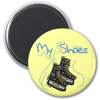 Skates My Shoes Tshirts and Gifts Fridge Magnet