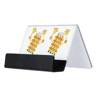 Skating Soap Desk Business Card Holder
