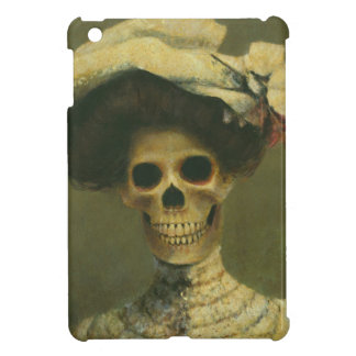 Skeleton Lady iPad Mini Case