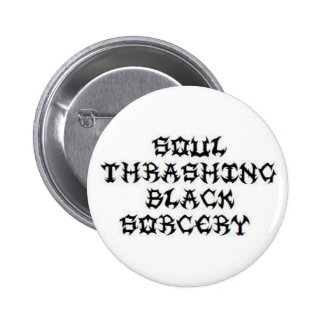 Skeletonwitch - Soul Thrashing Black Sorcery Buttons
