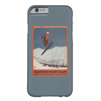 Ski Jump - PLM Olympic Promo Poster Barely There iPhone 6 Case