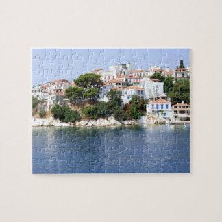 Skiathos Island, Greece Puzzle