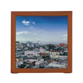 Skies of Blue Over You Pencil Holder