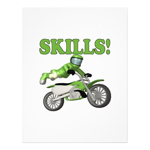 Skills 3 full color flyer