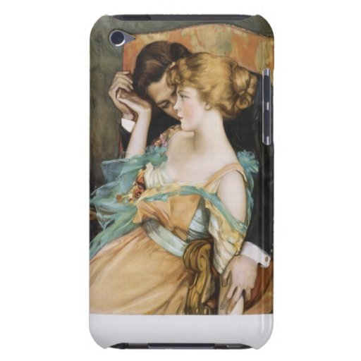 Skin You Love to Touch Mary Greene Blumenschein Barely There iPod Cases
