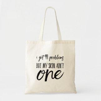 Skincare consultant gift tote bag team