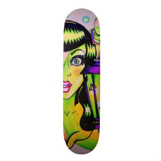 Skinderella Skate Deck