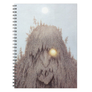 Skogtroll [Forest Troll] Notebook