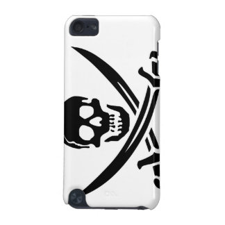 Skull and Swords iTouch Case iPod Touch 5G Case