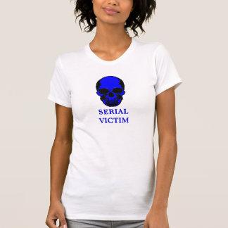 Skull Halloween Shirt - Serial Victim