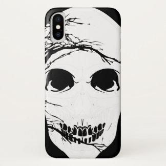 Skull iPhone X Case