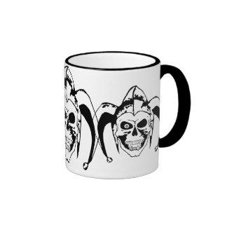 Skull Jester Mug