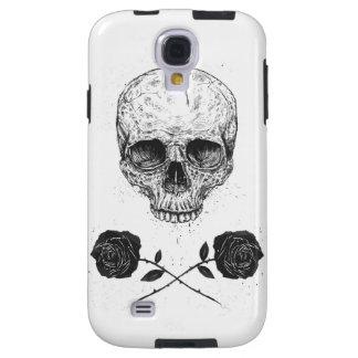 Skull N' Roses Galaxy S4 Case