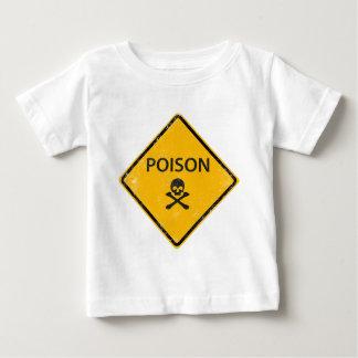 skull poison baby T-Shirt