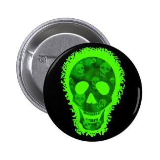 Skull Spectres Big Skull button