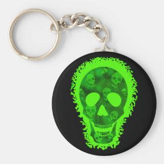 Skull Spectres Big Skull keychain