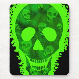 Skull Spectres big skull mousepad