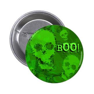 Skull Spectres 'Boo!' button