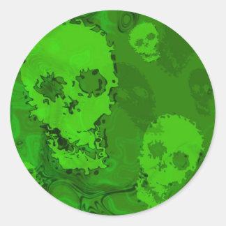 Skull Spectres sticker
