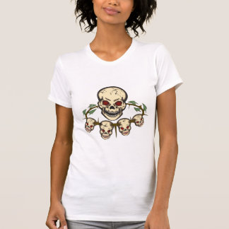 Skulls Day of the Dead Shirts