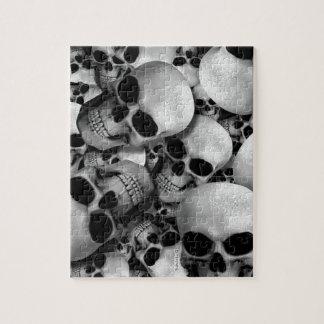 Skulls Jigsaw Puzzle