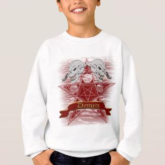 Skulls with Pentagram Sweatshirt