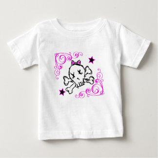 Skully Girl Baby T-Shirt
