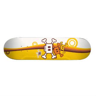 Skulz Gang 20.6 Cm Skateboard Deck
