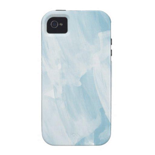 Sky Blue Case-Mate iPhone 4 Covers