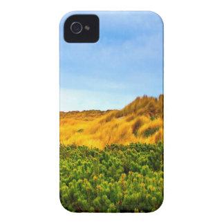 Sky Blue Mediterranean iPhone 4 Cover
