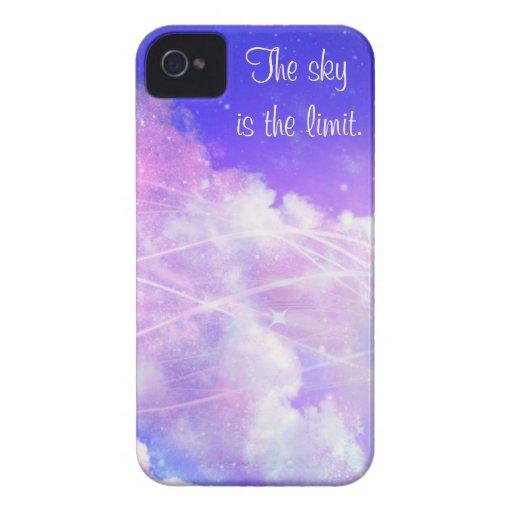 Sky Burst iPhone 4 Cover