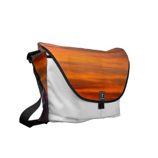 sky calm courier bag