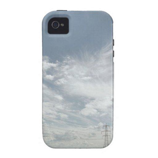 sky Case-Mate iPhone 4 cover