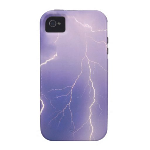 Sky Chain Lightning iPhone 4 Covers
