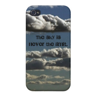 Sky/clouds iphone 4 case