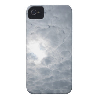 Sky clouds iPhone 4 cover