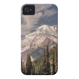 Sky Cold Peaceful Mountians iPhone 4 Covers