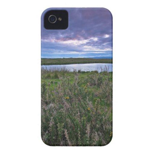 Sky Darkining Horizons iPhone 4 Case-Mate Case