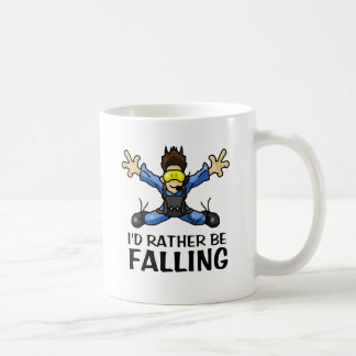 Sky Diving Coffee Mug