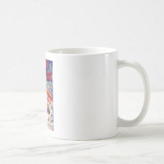 Sky Fighters - Sep 1934a_Pulp Art Coffee Mug