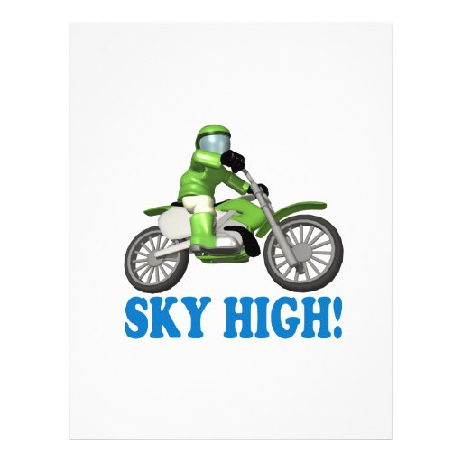 Sky High Flyer Design