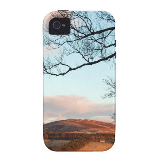 Sky Highland Tree Vibe iPhone 4 Cover