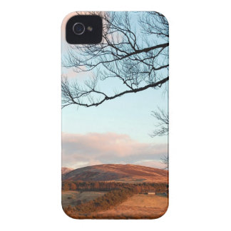 Sky Highland Tree iPhone 4 Cover