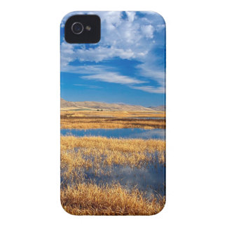 Sky Lower Klamath Lake Nature iPhone 4 Cases